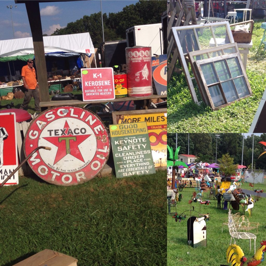 Tips for the HWY 127 Yard Sale. A review of the World's Longest Yard Sale. Favorite finds on the HWY 127 Corridor Sale. by @CraftivityD
