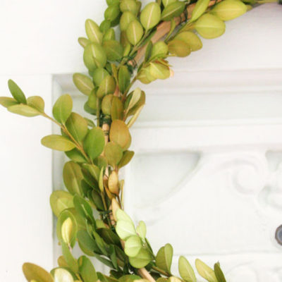 7 Favorite Wreaths from Amazon and Etsy