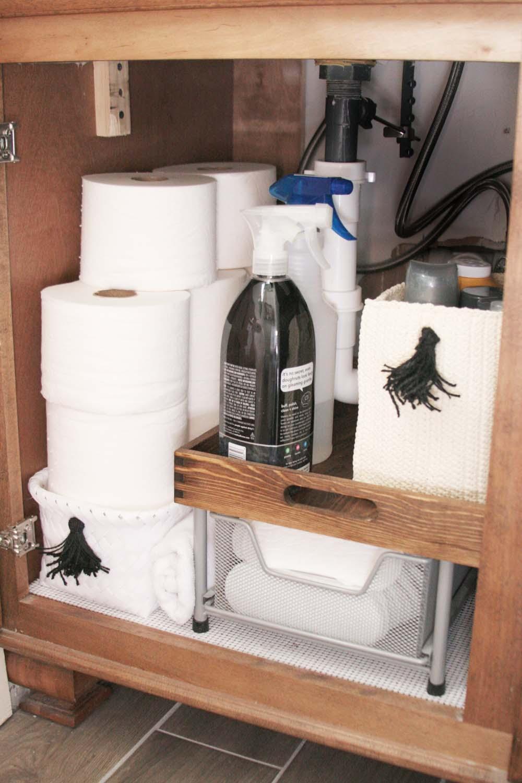 Easy Bathroom Organization Ideas For A Quick Refresh