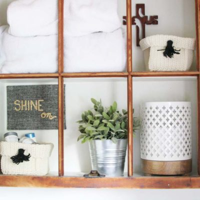 Easy Bathroom Organization Ideas for a Quick Refresh