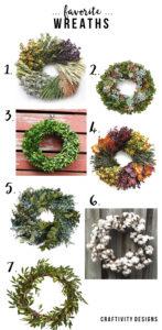 favorite wreaths
