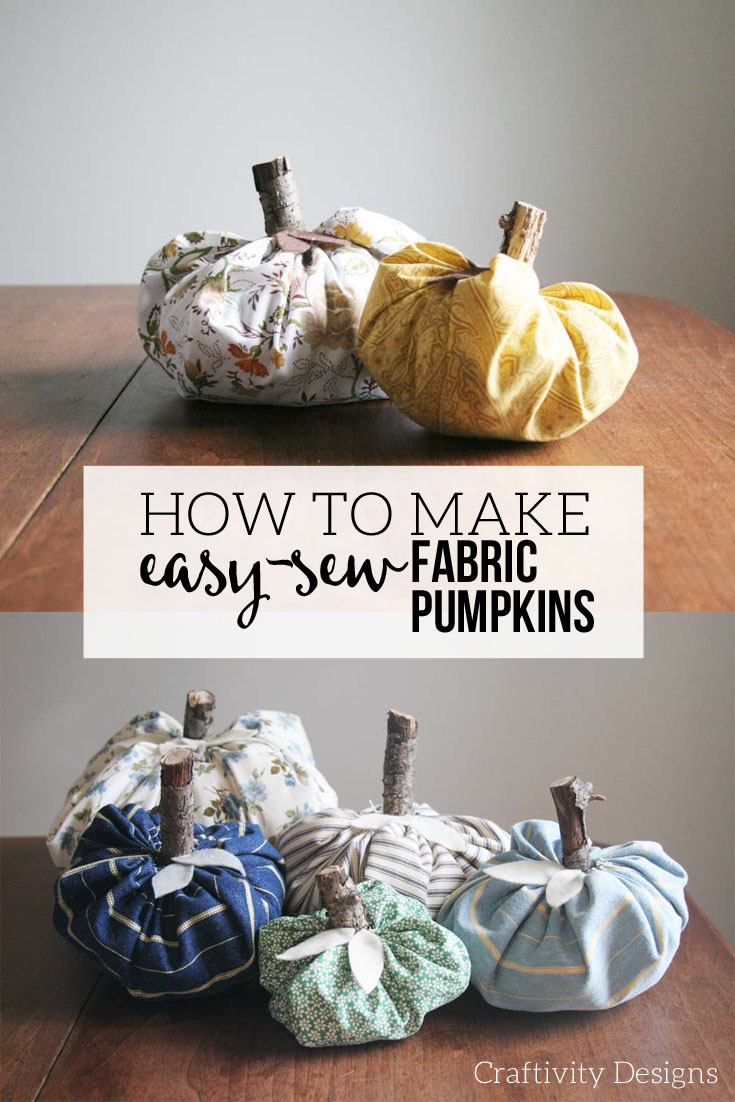 how to make a fabric pumpkin from a cloth napkin craftivity designs. Black Bedroom Furniture Sets. Home Design Ideas