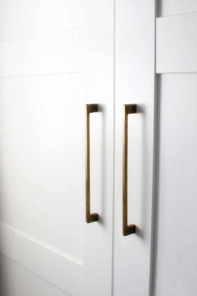 7 Large Cabinet Pulls that make Stunning Wardrobe Hardware