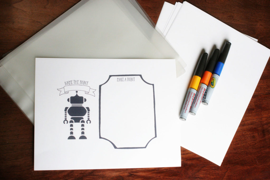 Printable Play Mats, Interactive and Wipeable Placemats for Kids, by @CraftivityD