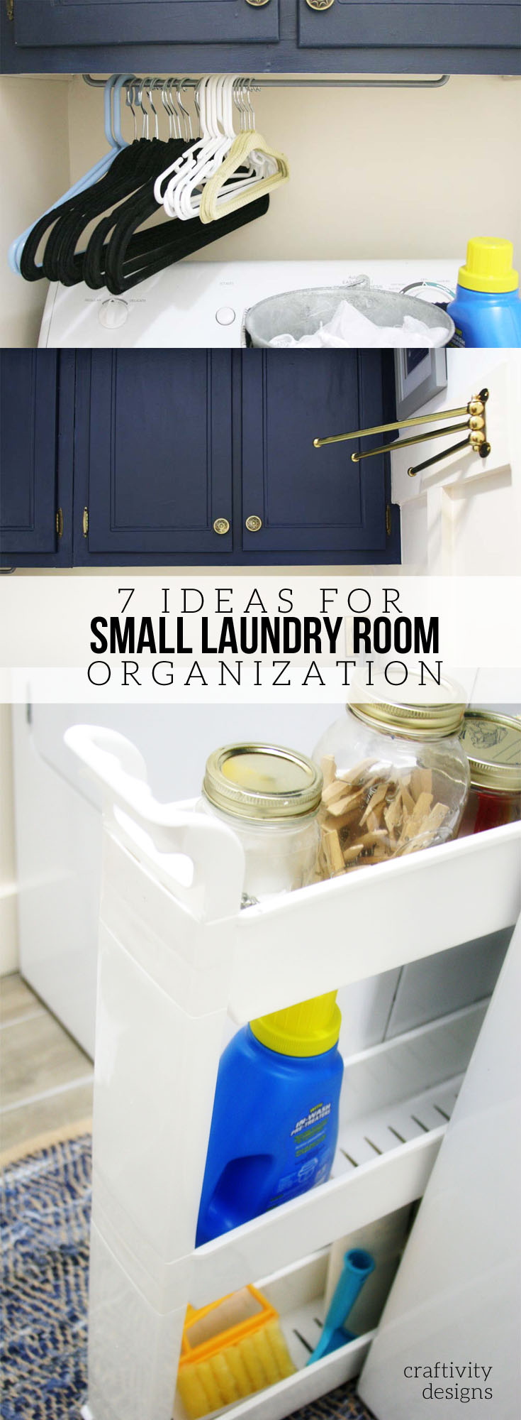 Small laundry room organization craftivity designs Small room organization