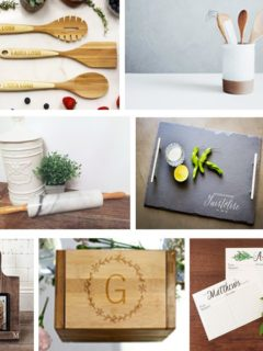 A Gift Guide for the Foodie, Foodie Gift Guide, Gifts for a Chef, Baking, Baker, For the Cook by @CraftivityD