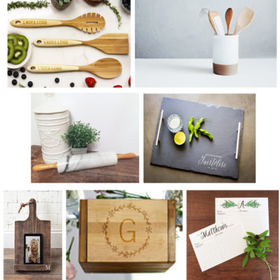 Foodie Gift Ideas + Gift Guide