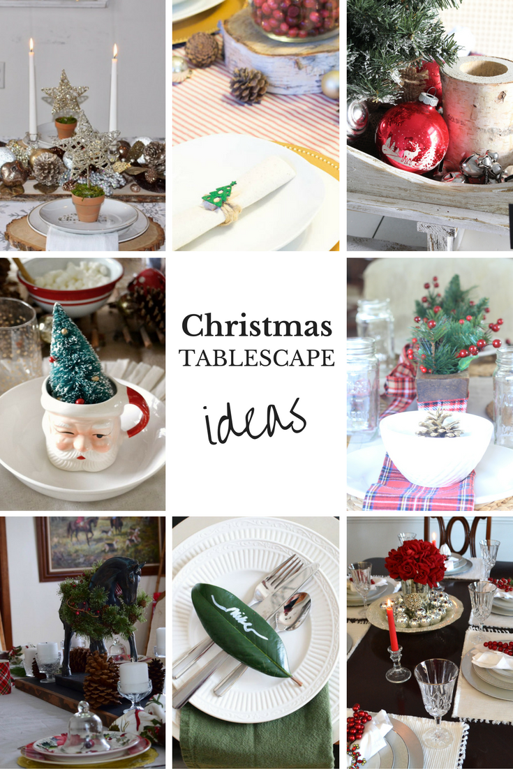 Elegant christmas table setting craftivity designs for Table setting design