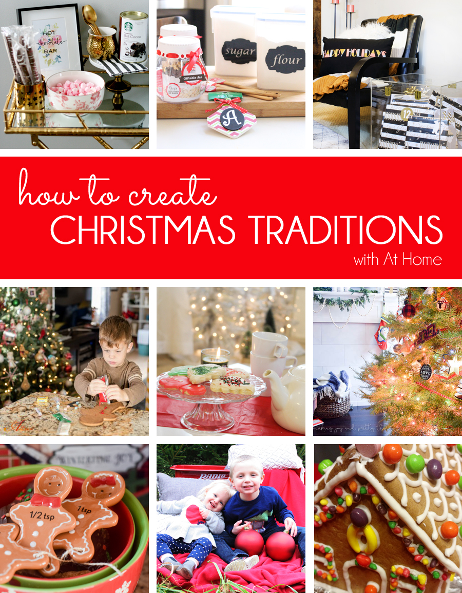 9 Bloggers Share their Favorite Christmas Traditions, Family Tradition Photos, Family Christmas Photos, U-Cut Tree Farm Photos by @CraftivityD