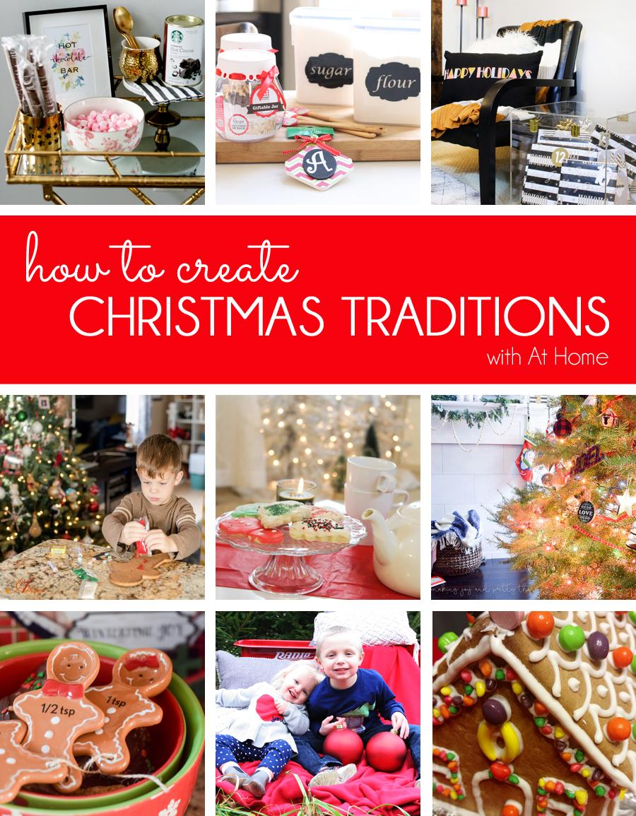 9 Bloggers Share their Favorite Christmas Traditions, Family Tradition Photos, Family Christmas Photos, U-Cut Tree Farm Photos by @CraftivityD