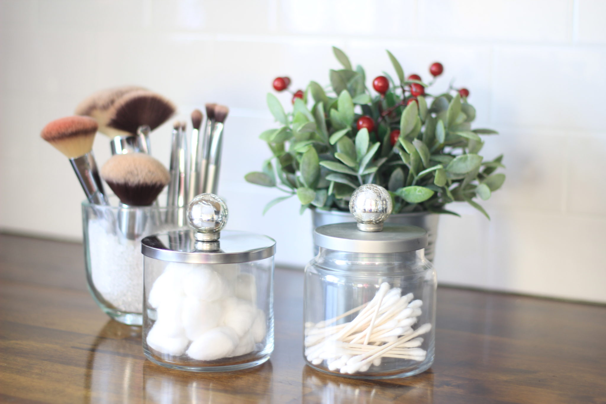 DIY Bathroom Organization Containers - Craftivity Designs