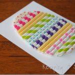 12 Easter Crafts for Kids, Straw Easter Egg, Easter Craft Ideas