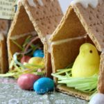 12 Easter Crafts for Kids, Peep Houses, Easter Craft Ideas