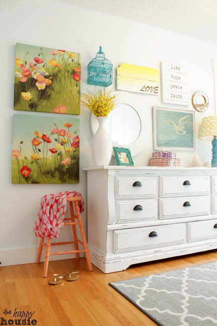 White Dresser - by Happy Housie