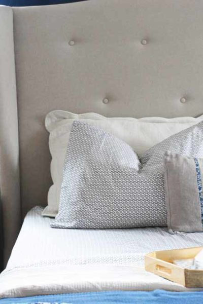 5 Steps to Make a Beautiful Bed