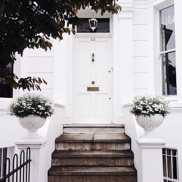 Exterior colors white front door ideas craftivity designs for High end exterior doors