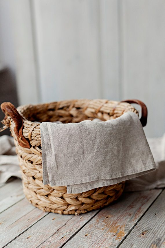 Linen Towels (Click Image to View the Listing)