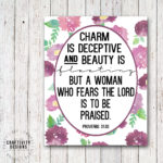 proverbs 31 30_wood