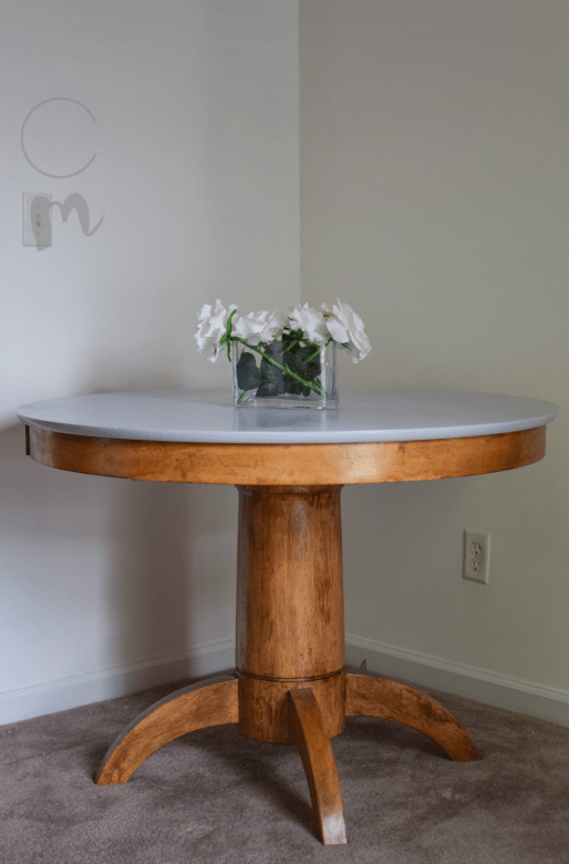 Table by Chic Misfits, Do you have old furniture lying around? Update it! Check out12 stained furniture makeovers and techniques that will inspire you to get started, today.
