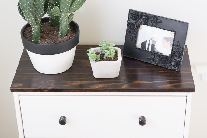 By Brittany Goldwyn, Do you have old furniture lying around? Update it! Check out 12 stained furniture makeovers and techniques that will inspire you to get started, today.