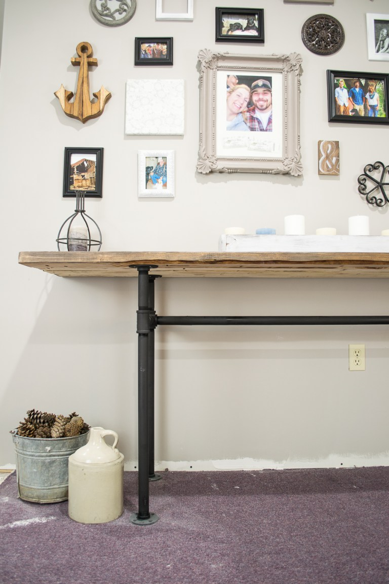 North Country Nest, Do you have old furniture lying around? Update it! Check out12 stained furniture makeovers and techniques that will inspire you to get started, today.