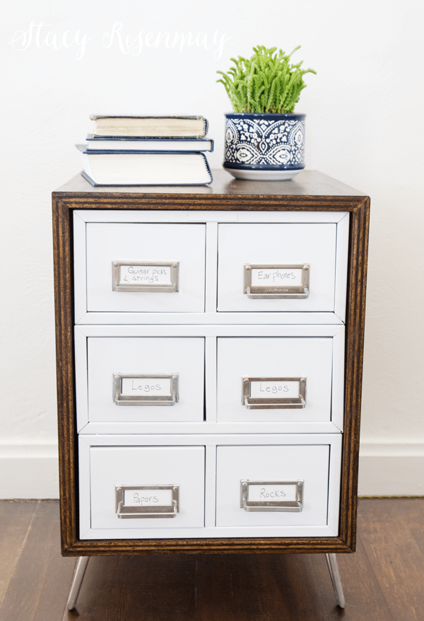 Stacy Risenmay, Do you have old furniture lying around? Update it! Check out 12 stained furniture makeovers and techniques that will inspire you to get started, today.