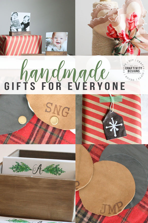 handmade gifts for everyone