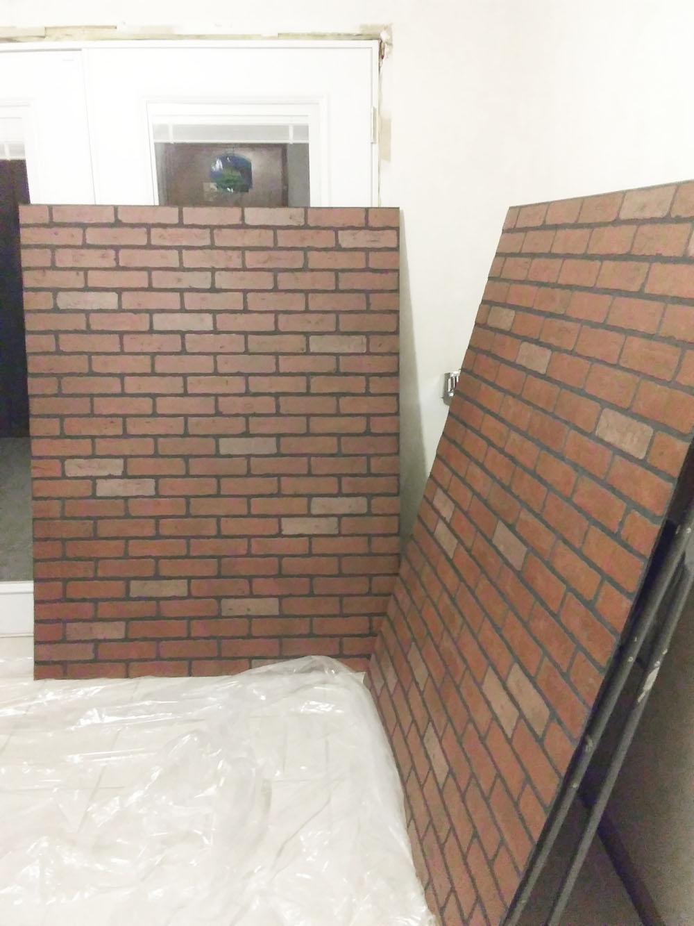 - How To Install A Faux Brick Backsplash – Craftivity Designs