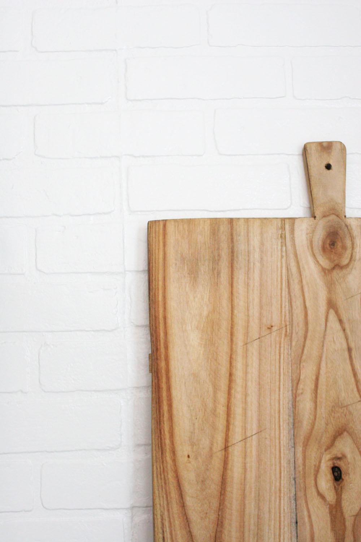 How To Install A Faux Brick Backsplash Craftivity Designs