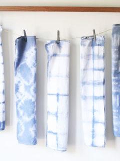 shibori techniques, tie dye designs