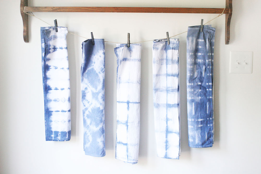 5 Easy Shibori Techniques to Try – Craftivity Designs