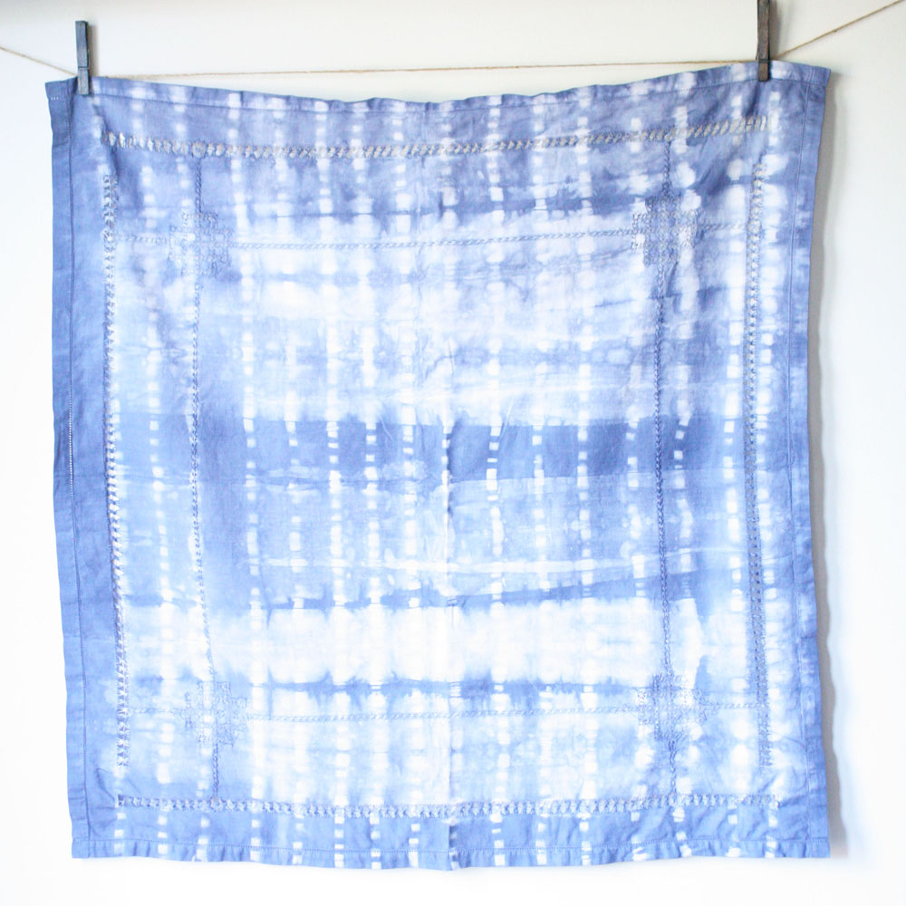shibori, technique, tie dye design