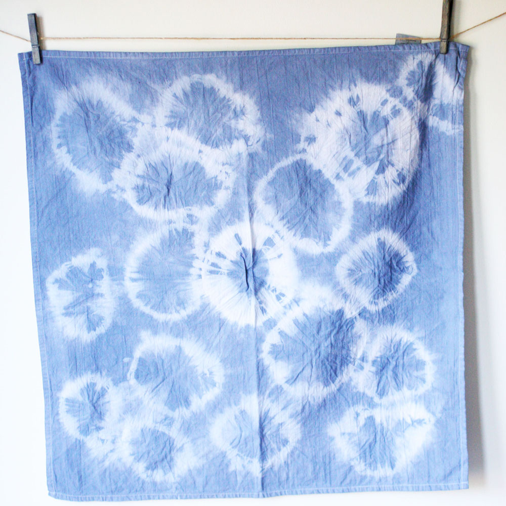 shibori technique, tie dye design