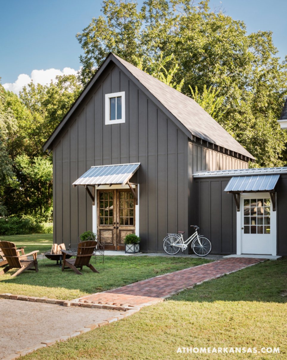 10 Stunning Home Exteriors With Board And Batten Siding