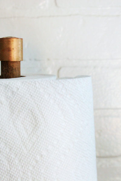 5 Gorgeous Marble Paper Towel Holders for a Modern Kitchen