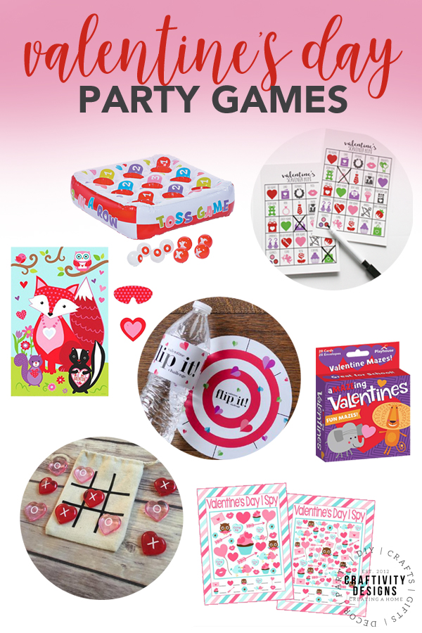 Valentines Party Games