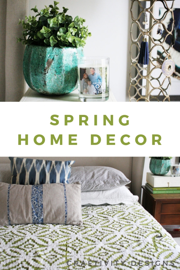 Spring Home Decor Ideas By Craftivity Designs