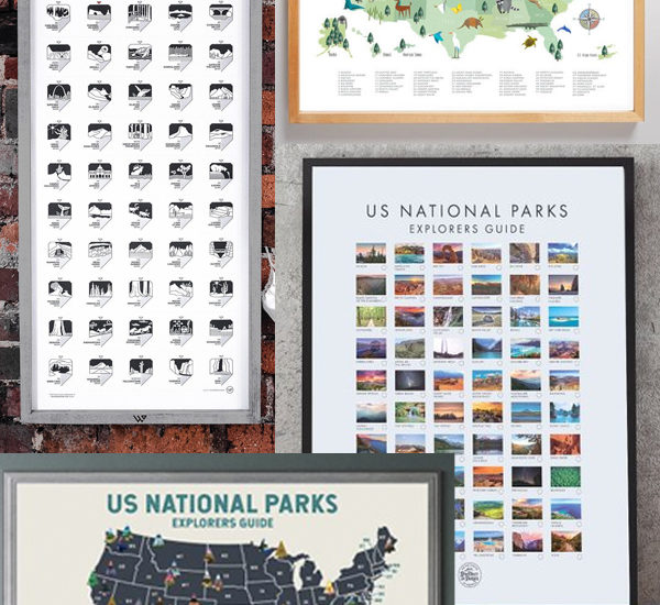 The 15 Best National Park Posters
