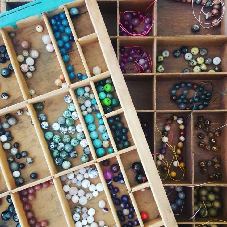 Beads and Jewelry-Making Materials