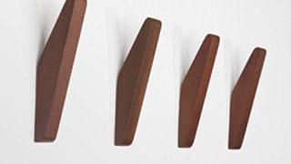 Teak Wood Wall Hooks
