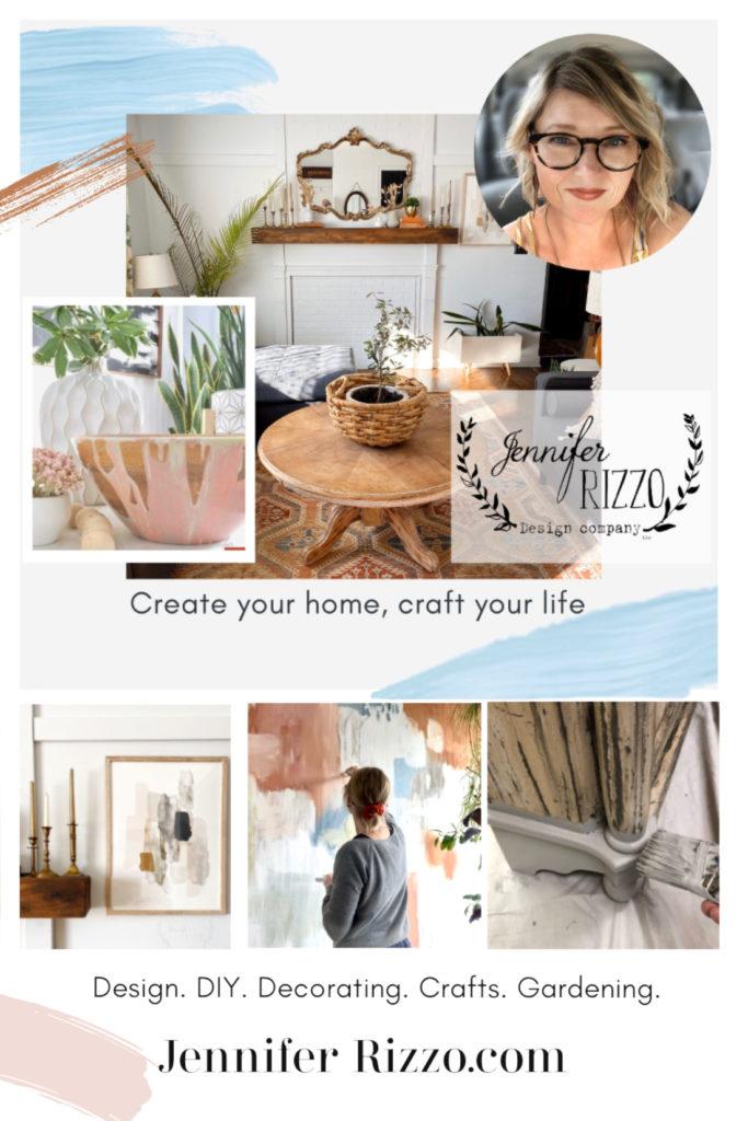 Jennifer Rizzo Design Company - Bohemian, Handmade, Eclectic Style