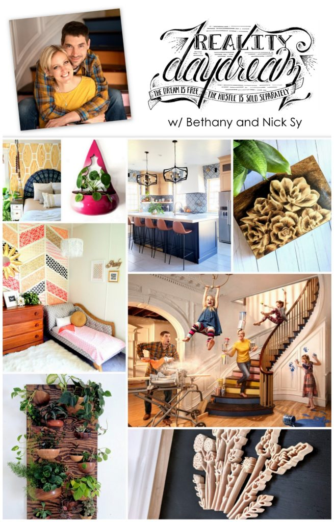 Reality Daydream - Boho, Modern, Eclectic Style