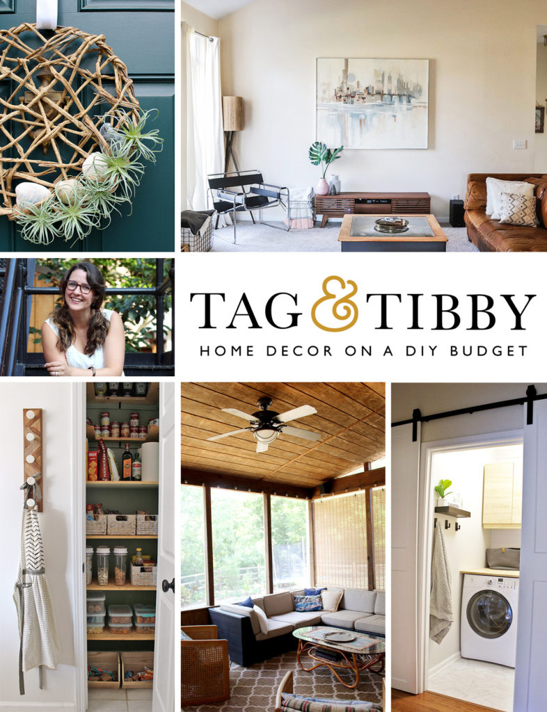 Tag & Tibby - Modern, Vintage, Eclectic Style