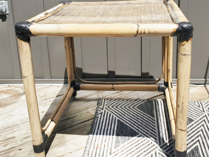 How To Re Bamboo Furniture, How To Care For Outdoor Bamboo Furniture