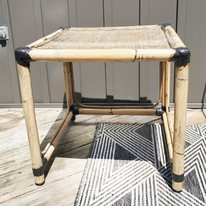 How to Repair Rattan Furniture (Restore Bamboo Furniture)