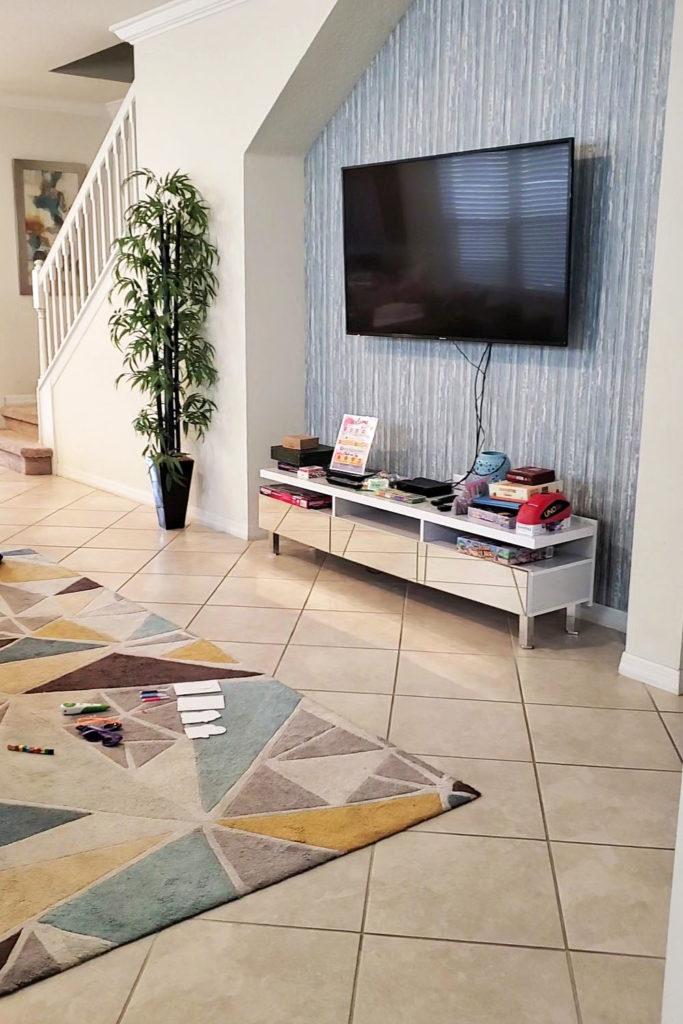 Villa Living Room and Windsor at Westside Review