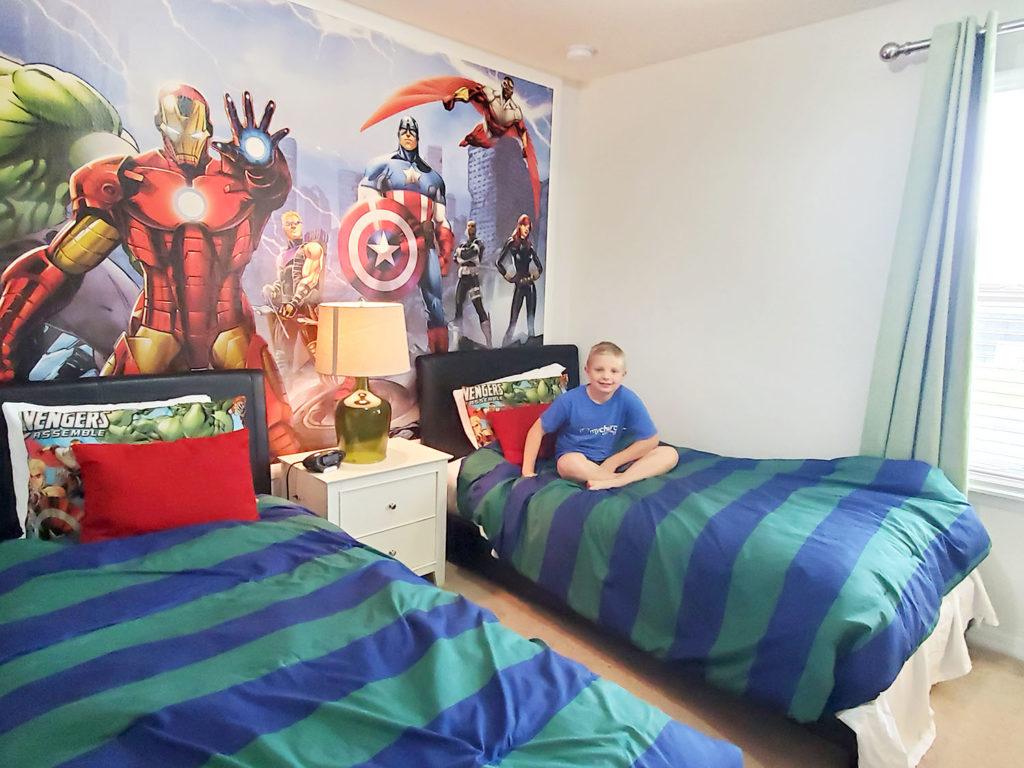 Avenger Room and Windsor at Westside Villa Review