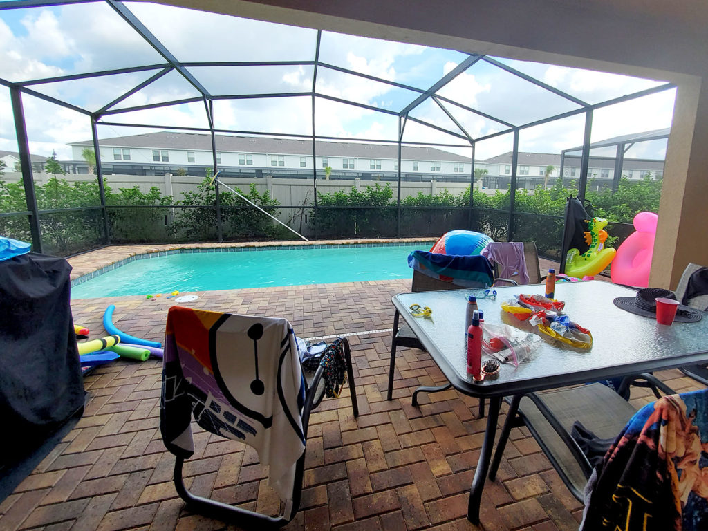 Pool and Patio and Windsor at Westside Villa Review
