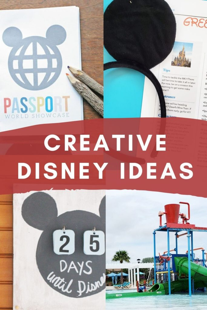 Creative Disney Ideas