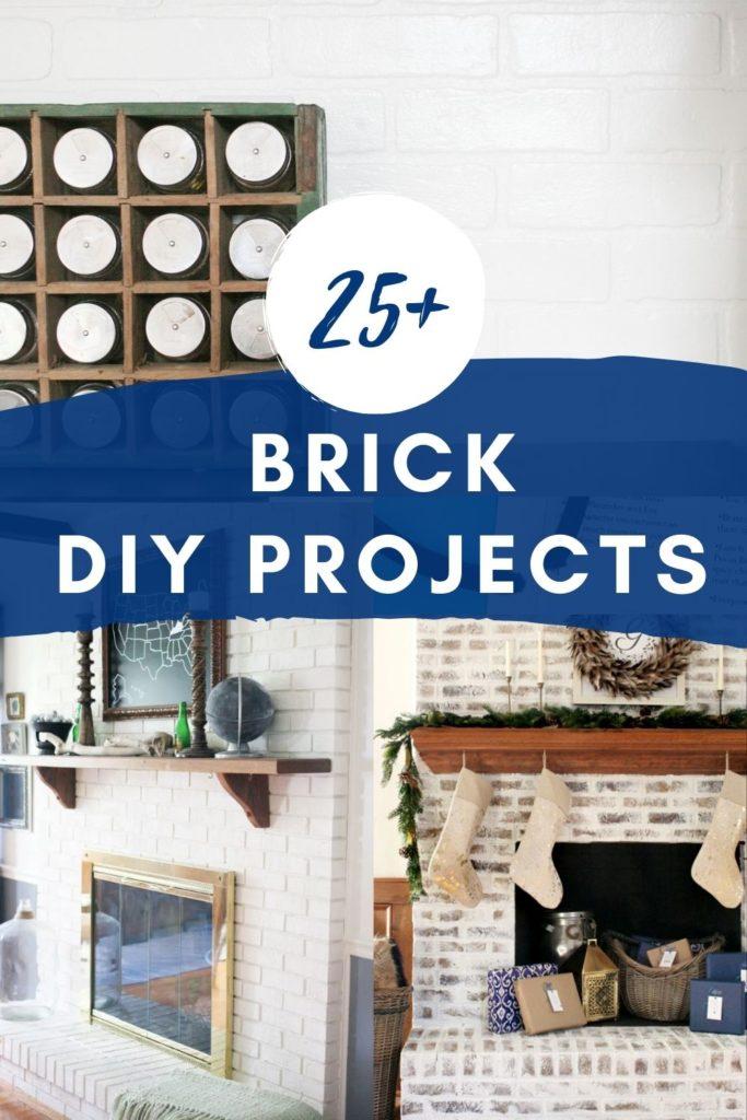 25+ Brick DIY Projects